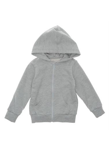 Panço Panço Sweatshirt Erkek Çocuk Gri